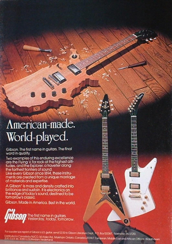 V Guitar Etsy