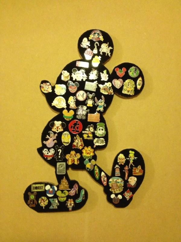 Disney Pin Display Board