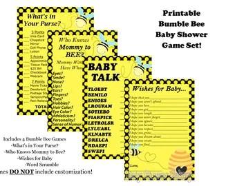 Ble Bee Baby Shower Theme Ideas Blebee Ba