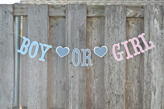 Boy or Girl Banner, Boy or Girl sign, Boy or girl, Gender reveal banner, Gender reveal, announcement banner, gender announcement banner