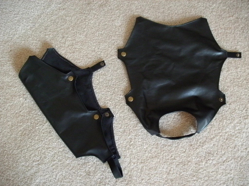 Loki Costume Boot Covers Faux Leather Boot Covers