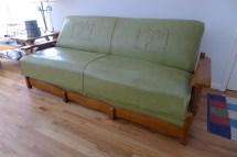 Vintage Couch Bilt Rite Western Furniture Plattermatter2