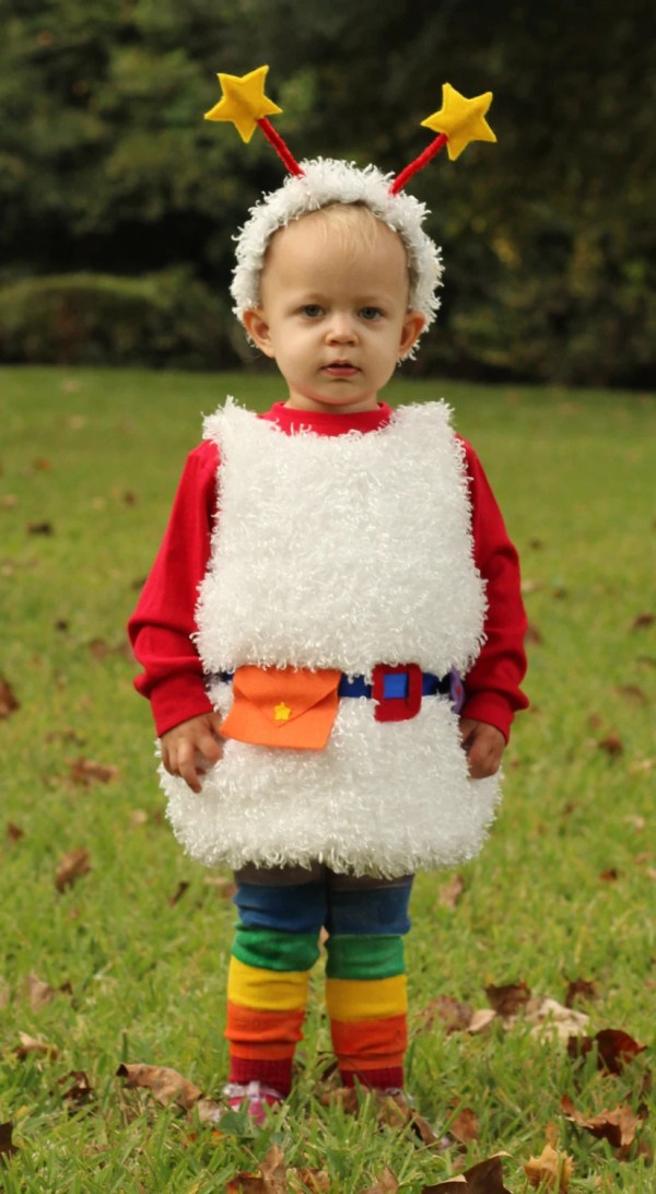 Rainbow Brite Twink Costume Toddler Cutetutes