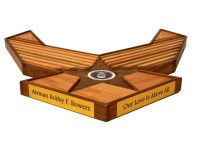 Air Force Challenge Coin Holder | The River City News