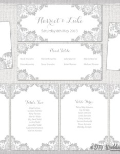 also table seating chart template rh masinky