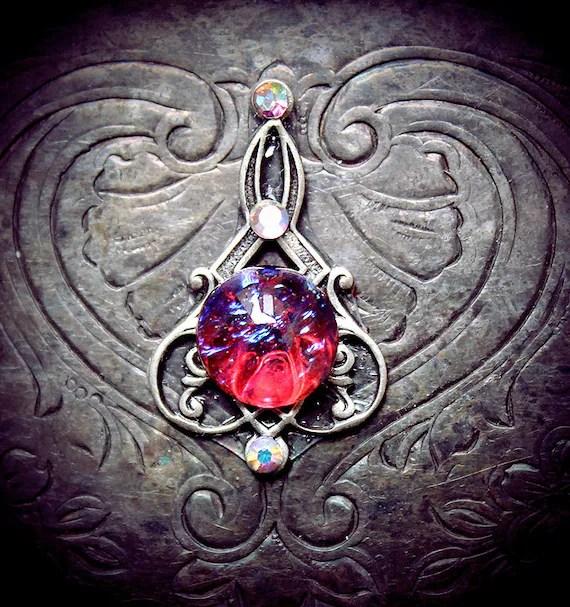 Dragon Stone Bindi forehead gem festival bindi face jewels