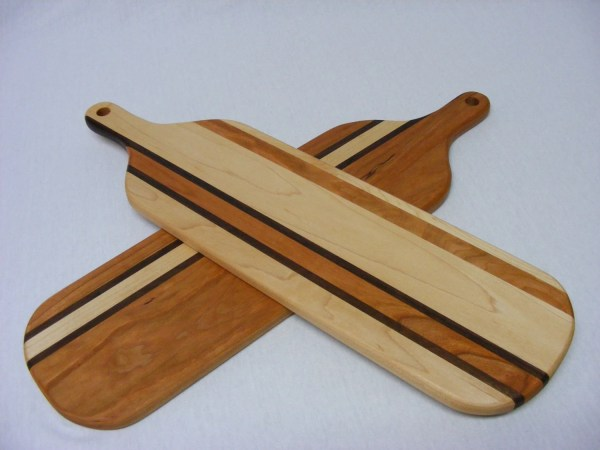 French Bread Cutting Board