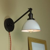 Industrial Wall Lamp Articulating Wall Sconce Steampunk