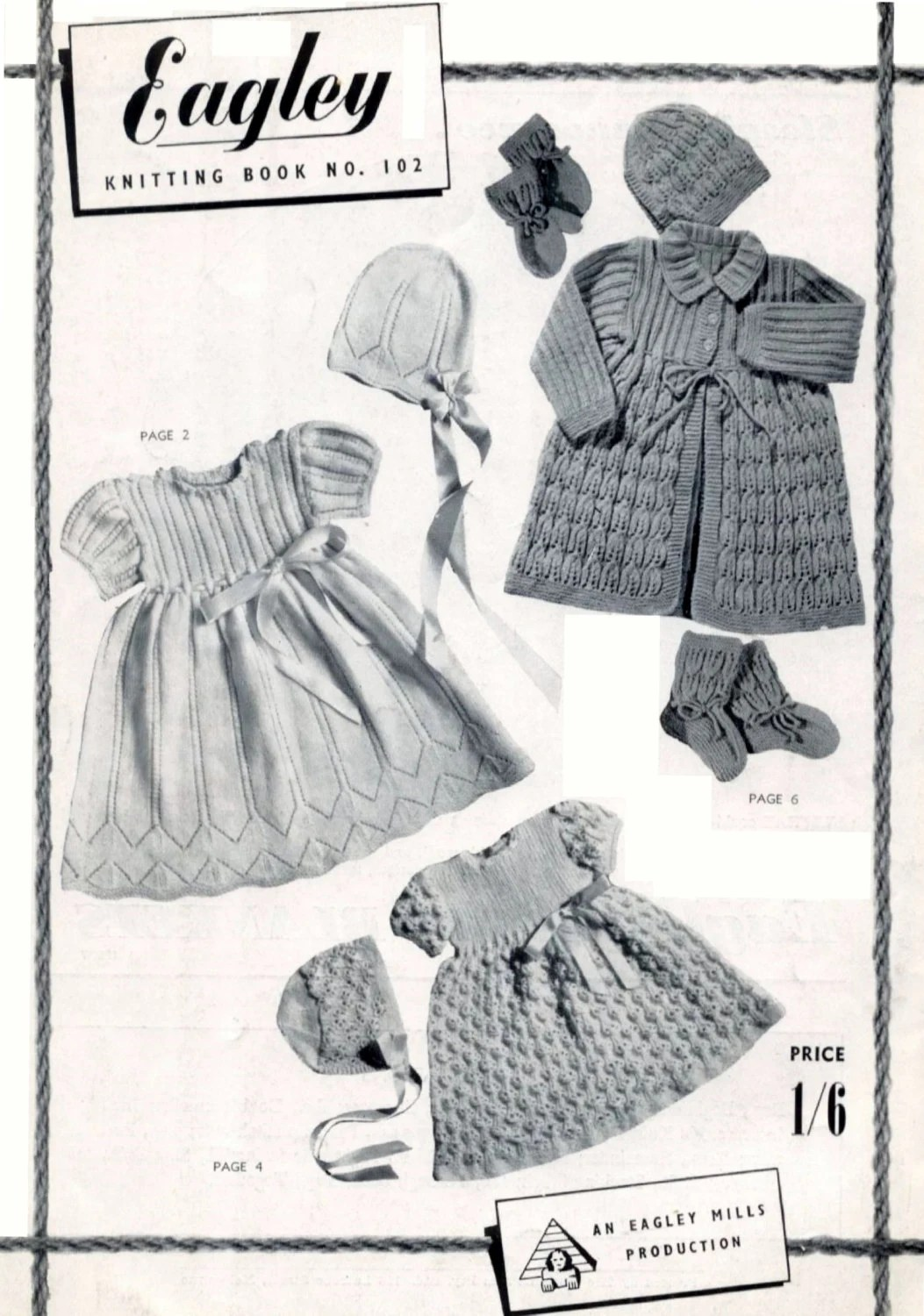 Baby 3 ply Dress sets various garments 4 styles of dresses 3