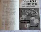 1940 Breads, Buns and Cof...