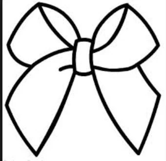 Items similar to Design Your Cheer Bow on Etsy