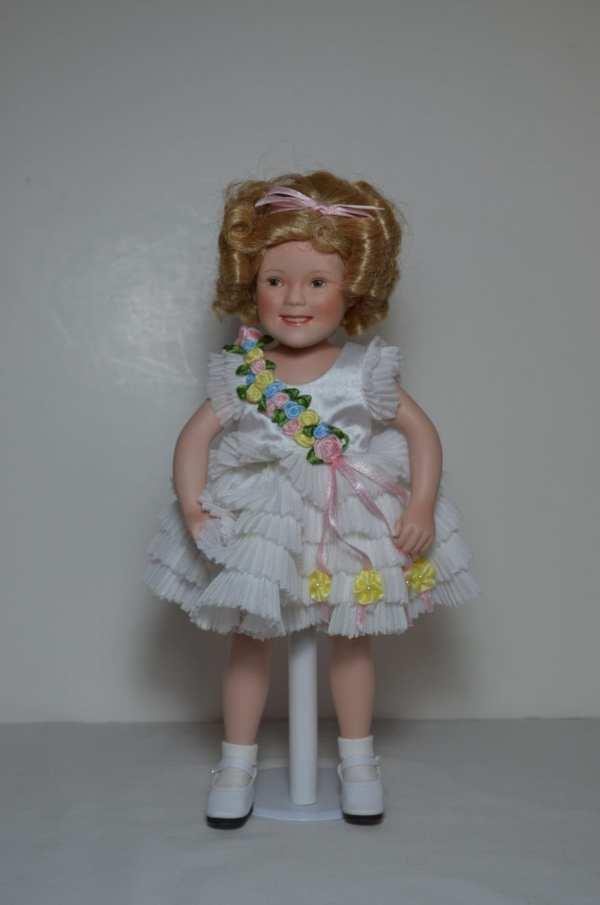 Shirley Temple Doll Elke Hutchens Mbi Danbury Mint