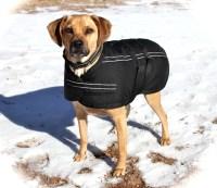 Items similar to Extra Warm Winter Dog Coat size 20 ...