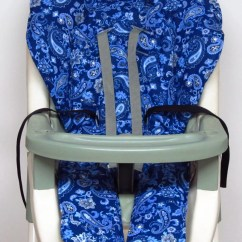 High Chair Pad Graco Animal Print Parsons Chairs Ship Ready Replacement Coverpadcushion