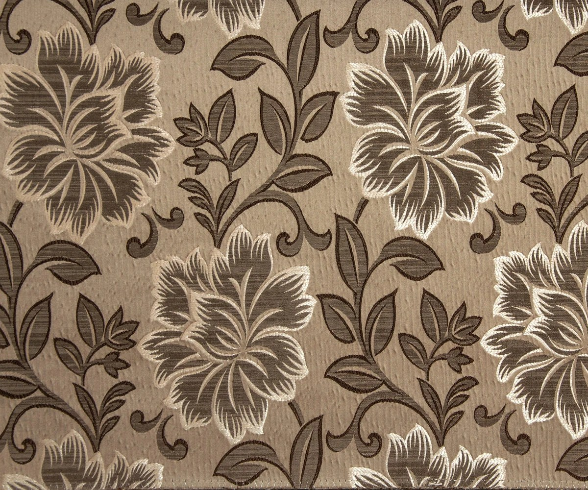 most durable sofa fabric for cats blue reclining sectional choco floral ja by the yard curtain upholstery