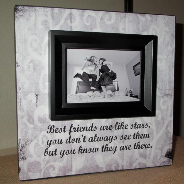 Friend Friends Frame Poem Quote Bridesmaid