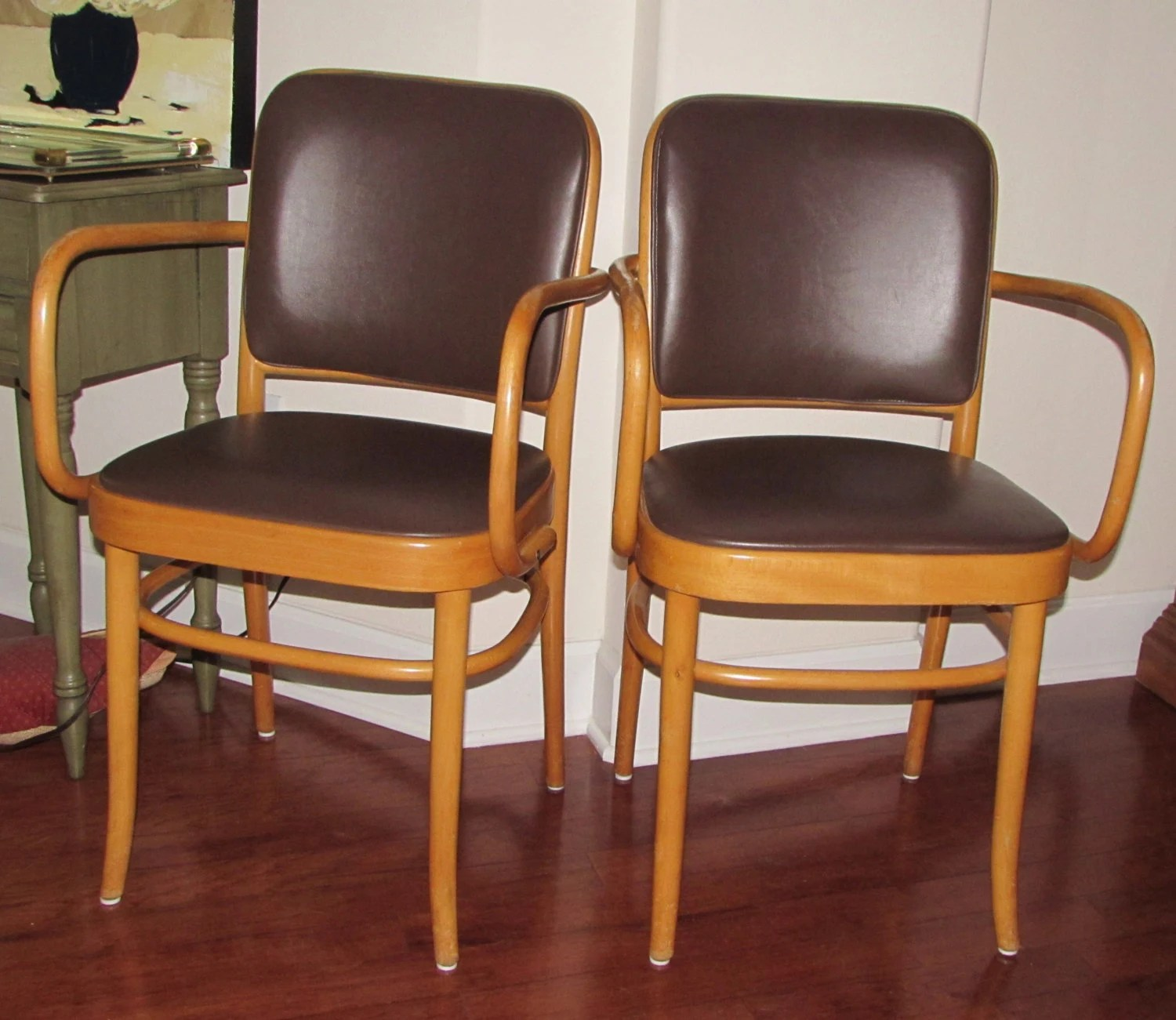 modern bentwood chairs heated stadium with backs mid century arm prague chair or no