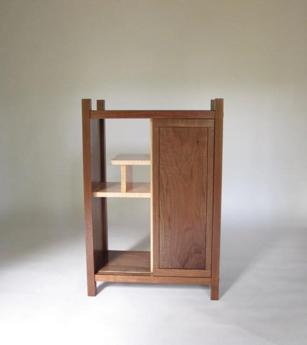 Bar Cabinet Liquor Dry Modern Wood