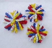 school hair bows korker