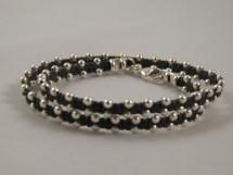Sterling Silver Wrap Bracelet Lining