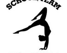 Dance Gymnastics Cheer Cake Ideas and Designs