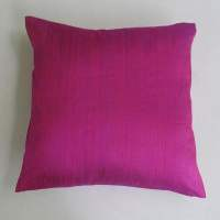 fuschia pink throw pillow 18 inch IN STOCK by ...