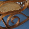 Sale large bentwood rocker shabby chic by fighousevintage