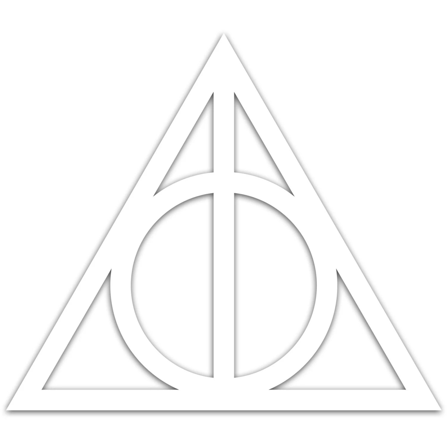 Harry Potter Deathly Hallows Coloring Pages Sketch