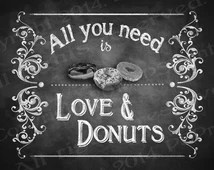 Download Popular items for donut sign on Etsy