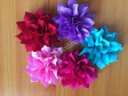 fabric flowers flower