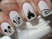 disney nail decals thirstywillow