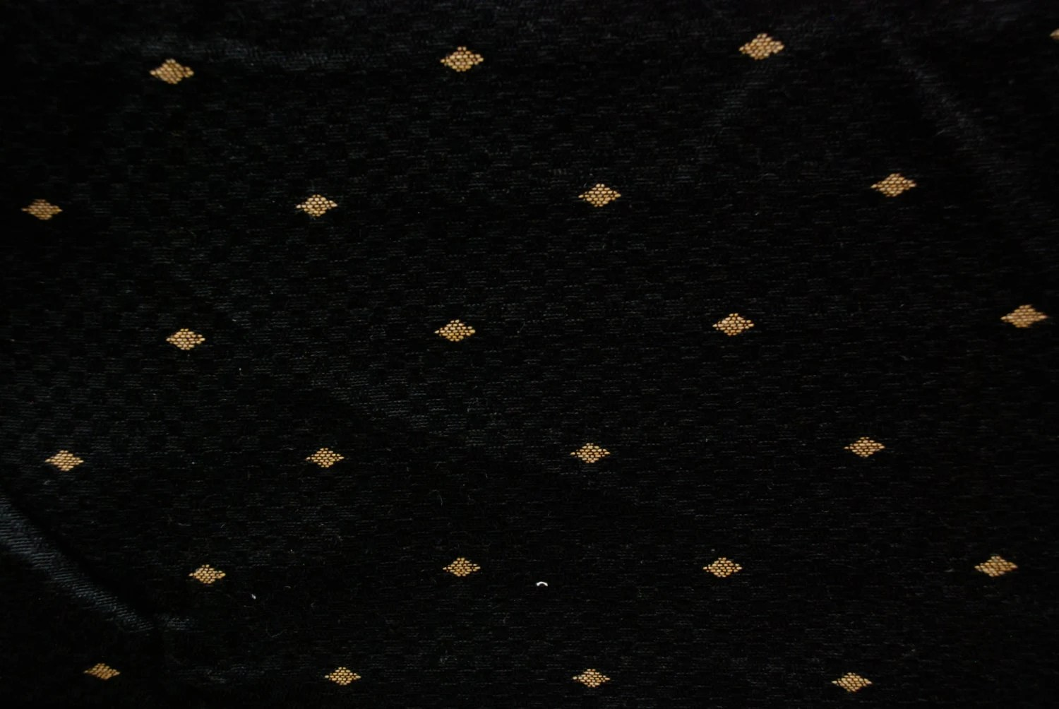 black kitchen curtains and valances island legs gold upholstery fabric embroidered diamond