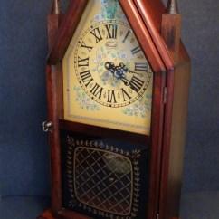 Retro Kitchen Wall Clock Ninja Mega System Bl770 Reviews Vintage Mantle / Steeple Cornwall Classics