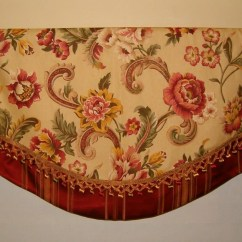 Red Valances For Kitchen Windows Garbage Cans Request A Custom Order And Have Something Made Just You