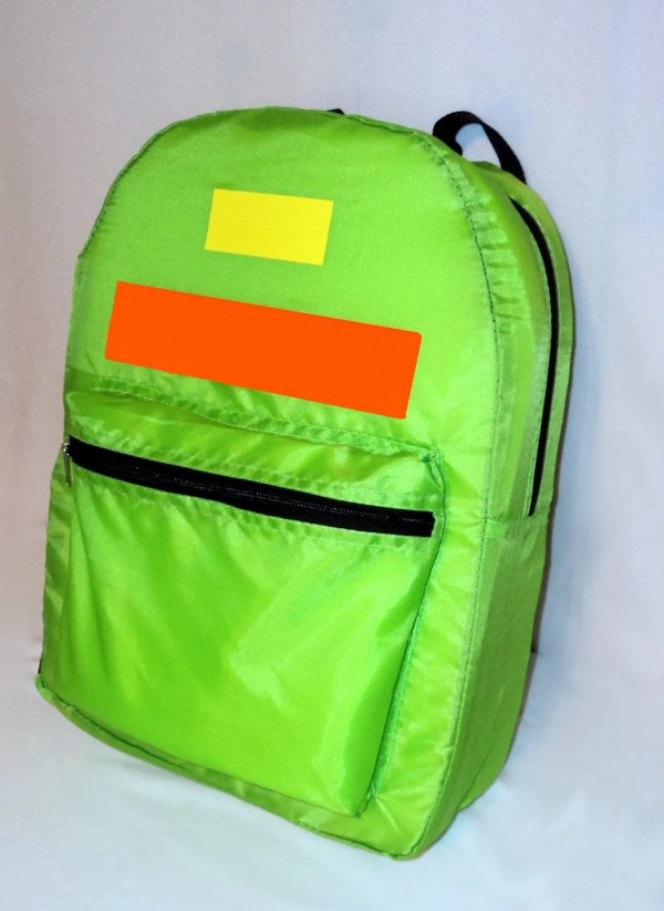 Pokemon Ash Ketchum Trainer Lime Green Backpack Costumefair