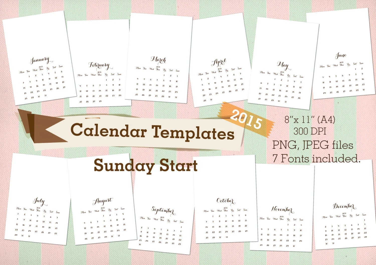 Quilt Full Size Printable Templates