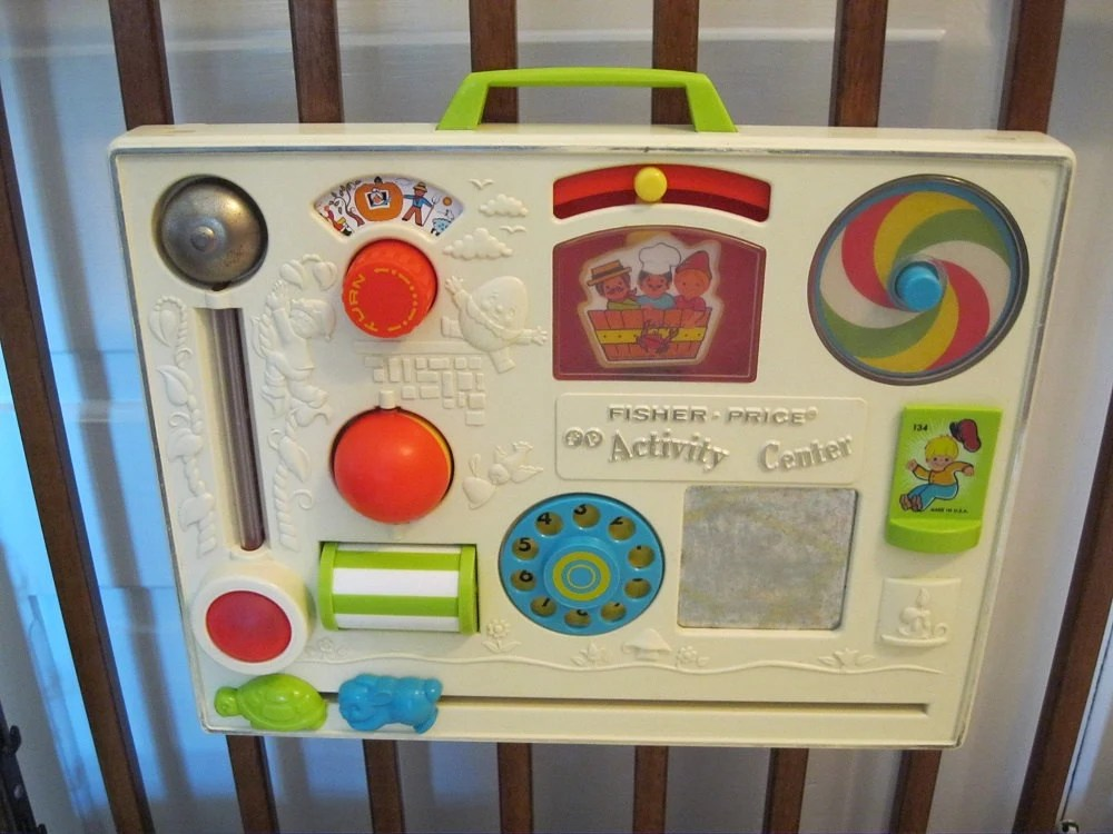 Fisher Price Attachable High Chair