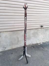 Hockey Stick Coat Rack