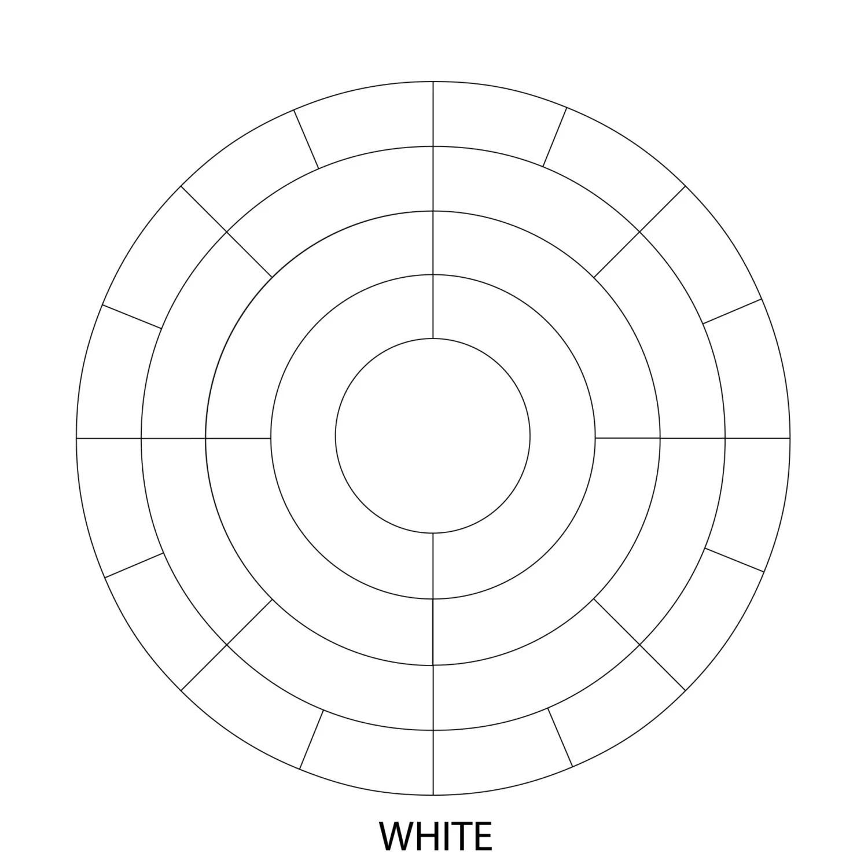 BLANK Custom Digital Family Tree Ancestry Chart Art Print