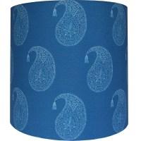 Custom Lamp Shade Paisley Lampshade Boho Lamp Shades