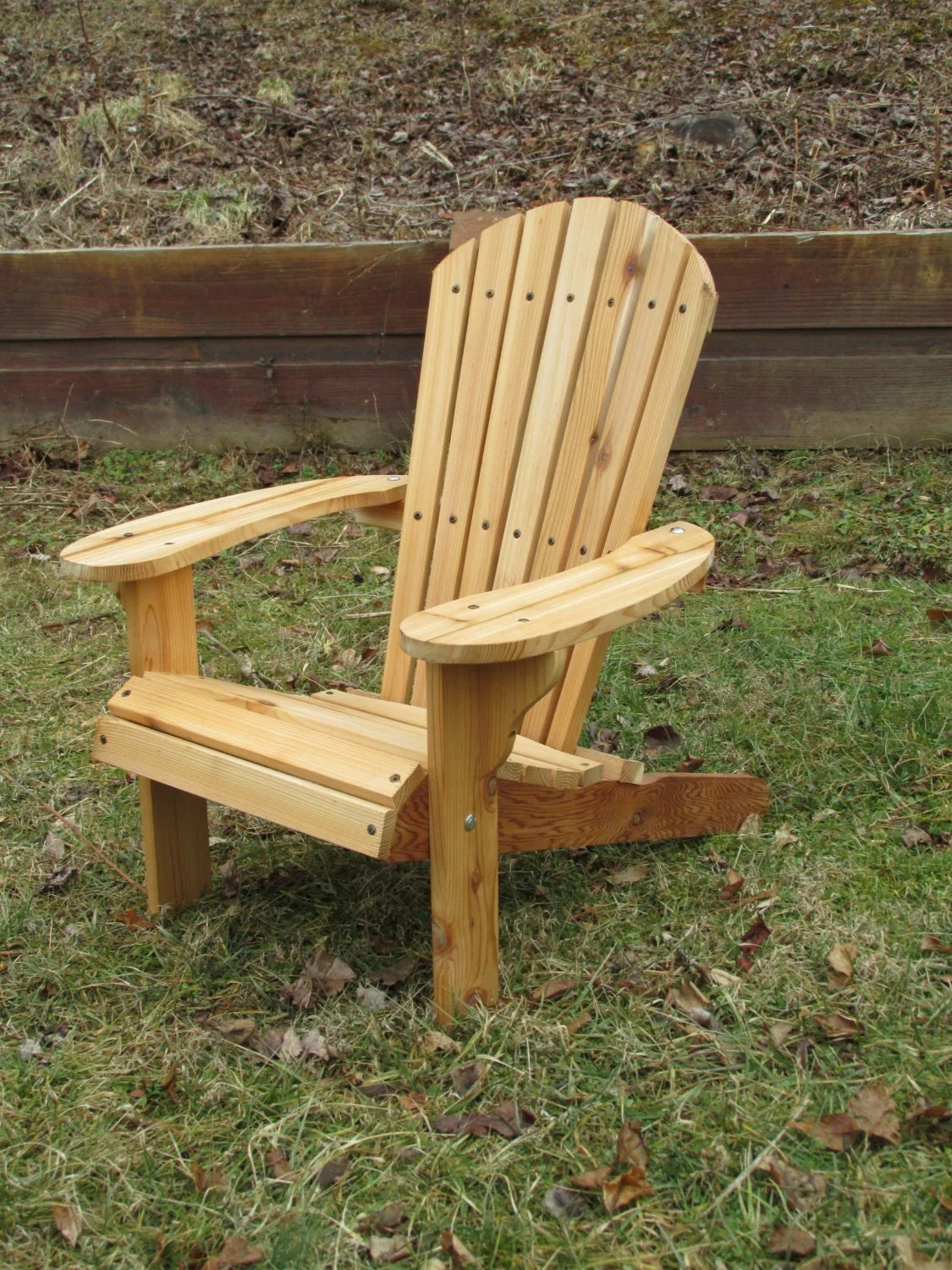 Kid Adirondack Chair Kids Western Red Cedar Adirondack Chair Natural Finish