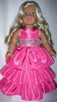 American Girl Doll Clothes Pink