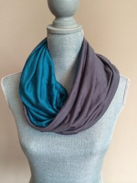 Infinity Scarf with Hidden Pocket You Pick The Colors
