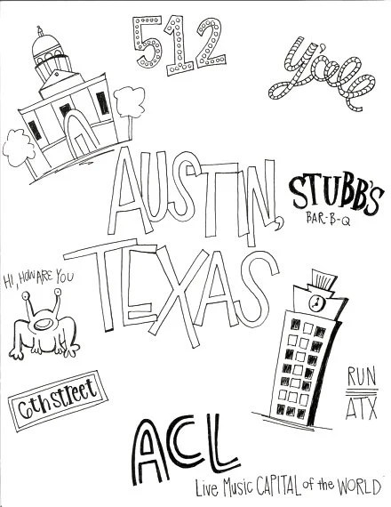 Popular items for city map drawing on Etsy