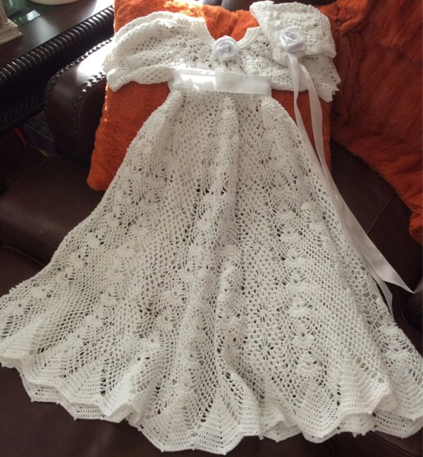 4fe8367eff5d 20+ Crochet Christening Gown Pictures and Ideas on STEM Education Caucus
