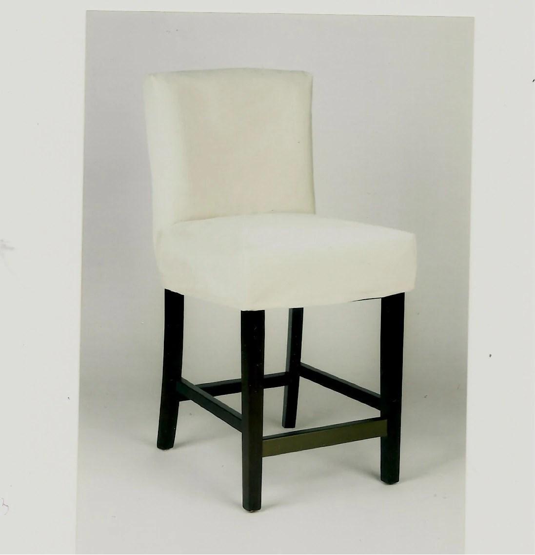 counter height chair slipcovers design names barstool slipcover