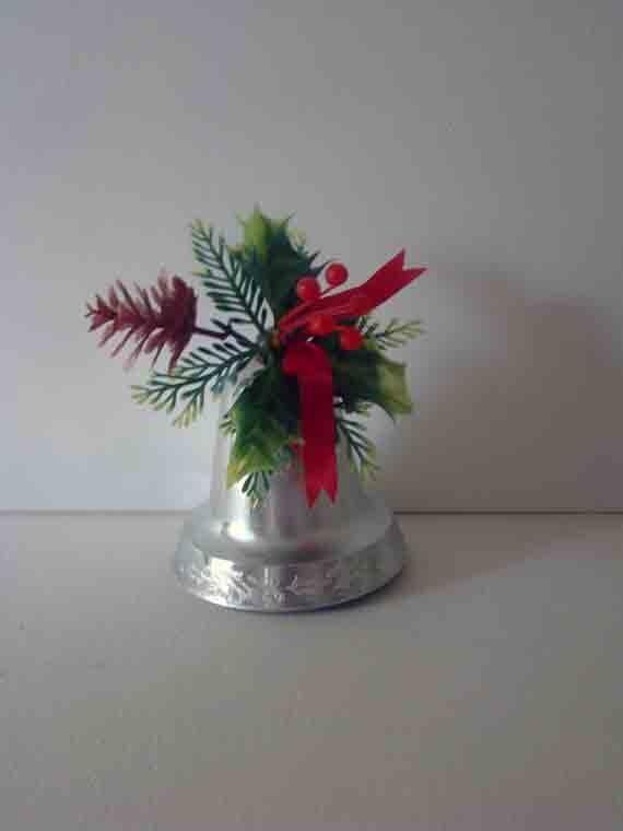 Vintage Musical Christmas Bell Joybrite Electronic Musical