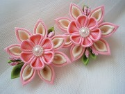 handmade kanzashi ladies girls