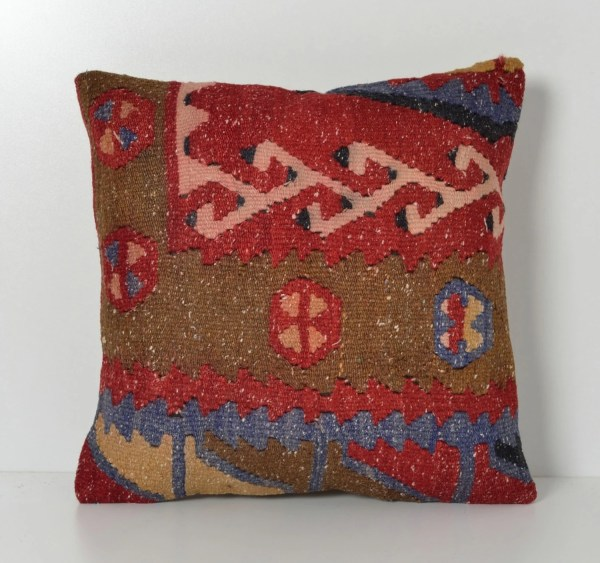 Decorative Kilim Pillows Turkish Pillow Cover