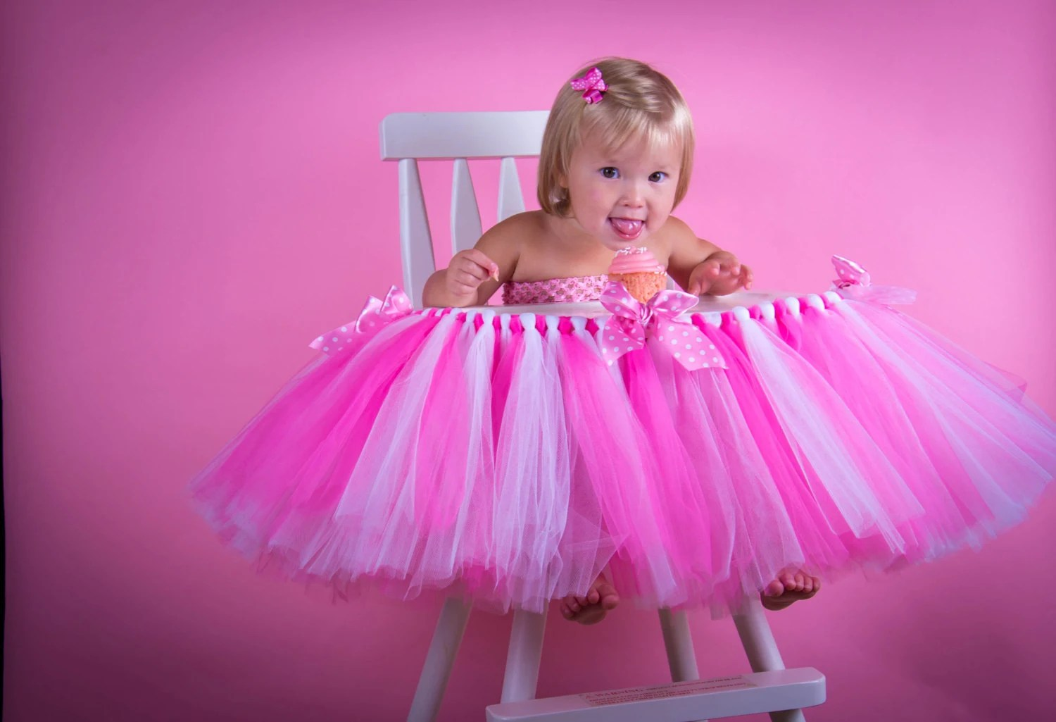 high chair tutu best guitar can do custom colors pink and white